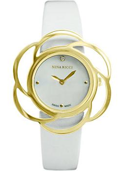 Швейцарские наручные  женские часы Nina Ricci N073004SM. Коллекция N073