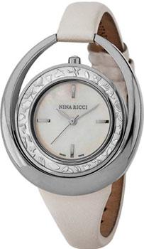 Швейцарские наручные  женские часы Nina Ricci NR030001. Коллекция N030