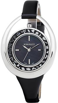 Швейцарские наручные женские часы Nina Ricci NR030002. Коллекция N030