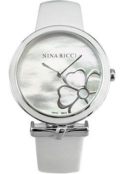 Швейцарские наручные  женские часы Nina Ricci NR043014. Коллекция N043