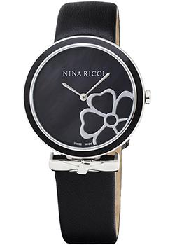 Швейцарские наручные  женские часы Nina Ricci NR043015. Коллекция N043