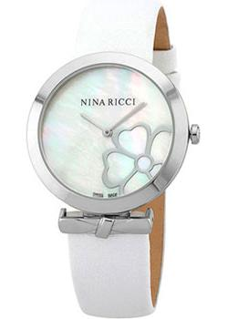 Швейцарские наручные  женские часы Nina Ricci NR043017. Коллекция N043