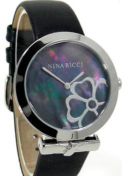 Швейцарские наручные  женские часы Nina Ricci NR043018. Коллекция N043