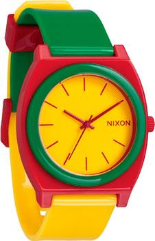 Nixon Часы Nixon A119-1114. Коллекция Time Teller nixon наручные часы a346 1235