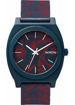 fashion наручные  мужские часы Nixon A119-1984. Коллекция Time Teller