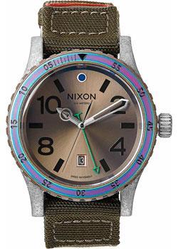 fashion наручные  мужские часы Nixon A269-1765. Коллекция Diplomat от Bestwatch.ru