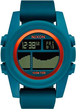 fashion наручные мужские часы Nixon A2822087. Коллекция Unit