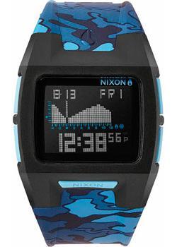 fashion наручные  мужские часы Nixon A289-1628. Коллекция Lodown от Bestwatch.ru
