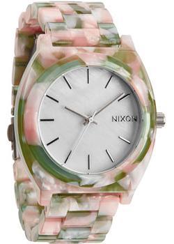 fashion наручные  женские часы Nixon A327-1539. Коллекция Time Teller