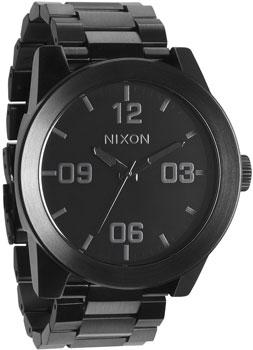 Nixon Часы Nixon A346-001. Коллекция Corporal nixon наручные часы a346 1235