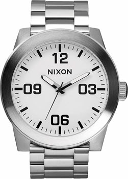 Nixon Часы Nixon A346-100. Коллекция Corporal nixon наручные часы a346 1235