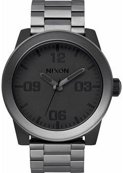 fashion наручные  мужские часы Nixon A346-1062. Коллекция Corporal от Bestwatch.ru