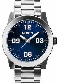 Nixon Часы Nixon A346-1258. Коллекция Corporal nixon наручные часы a346 1235