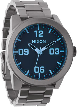 Nixon Часы Nixon A346-1427. Коллекция Corporal nixon наручные часы a346 1235