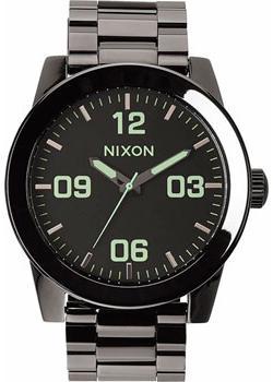 fashion наручные  мужские часы Nixon A346-1885. Коллекция Corporal от Bestwatch.ru