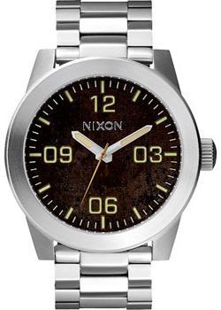 Nixon Часы Nixon A346-1956. Коллекция Corporal nixon наручные часы a346 1235