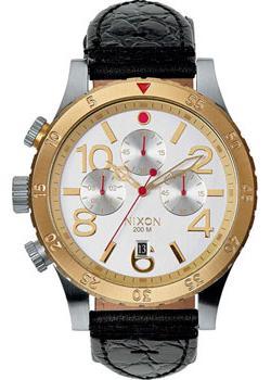fashion наручные  мужские часы Nixon A363-1884. Коллекция 48-20 Chrono от Bestwatch.ru