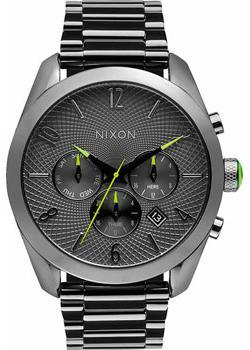 fashion наручные  женские часы Nixon A366-131. Коллекция Bullet
