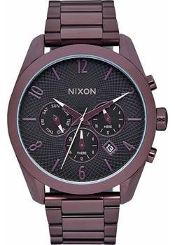fashion наручные  женские часы Nixon A366-2172. Коллекция Bullet