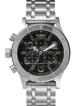 fashion наручные  женские часы Nixon A404-000. Коллекция 38-20 Chrono