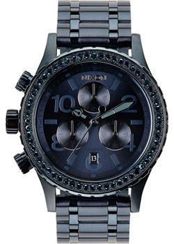 fashion наручные  женские часы Nixon A404-1880. Коллекция 38-20 Chrono