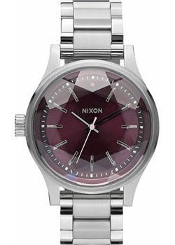 fashion наручные  женские часы Nixon A409-2157. Коллекция Facet
