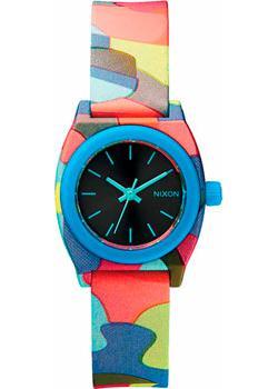 fashion наручные  женские часы Nixon A425-1988. Коллекция Time Teller