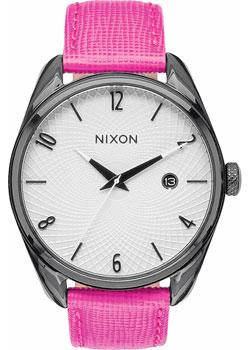 fashion наручные  женские часы Nixon A473-2049. Коллекция Bullet