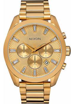 fashion наручные женские часы Nixon A931-502. Коллекция Bullet