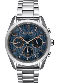 fashion наручные  женские часы Nixon A949-2195. Коллекция Bullet