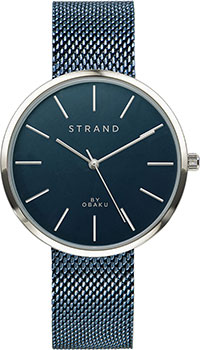 fashion наручные  мужские часы Obaku S700LXCLML. Коллекция STRAND.