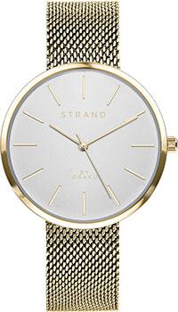 fashion наручные  мужские часы Obaku S700LXGIMG. Коллекция STRAND.