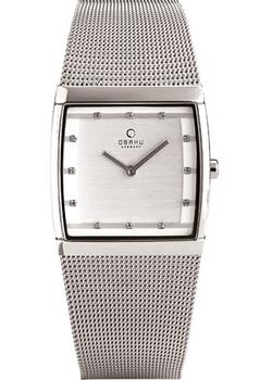 fashion наручные  женские часы Obaku V102LXCCMC. Коллекция Mesh