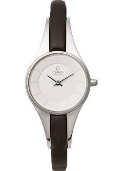 fashion наручные  женские часы Obaku V110LXCIRB. Коллекция Leather