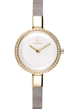 fashion наручные  женские часы Obaku V129LEGIMC. Коллекция Mesh