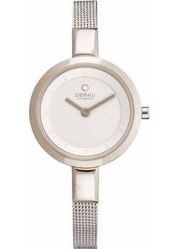 fashion наручные  женские часы Obaku V129LXCIMC. Коллекция Mesh