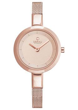 fashion наручные  женские часы Obaku V129LXVVMV1. Коллекция Mesh