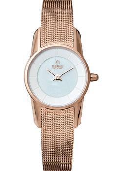 fashion наручные  женские часы Obaku V130LXVWMV. Коллекция Mesh