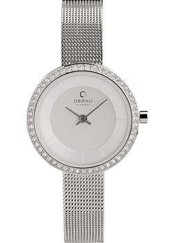 fashion наручные  женские часы Obaku V146LECIMC. Коллекция Mesh