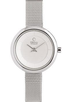 fashion наручные  женские часы Obaku V146LXCIMC. Коллекция Mesh