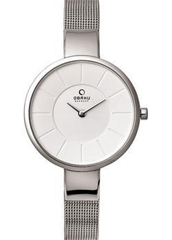 fashion наручные  женские часы Obaku V149LXCIMC. Коллекция Mesh.