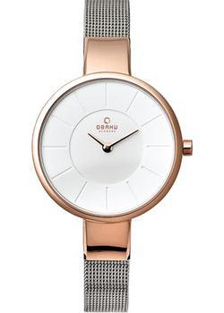 fashion наручные  женские часы Obaku V149LXVIMC. Коллекция Mesh