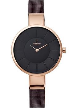 fashion наручные  женские часы Obaku V149LXVNMN. Коллекция Mesh