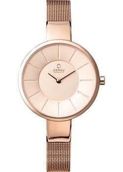 fashion наручные  женские часы Obaku V149LXVVMV. Коллекция Mesh.