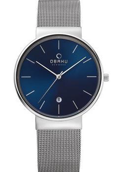fashion наручные  мужские часы Obaku V153GDCLMC. Коллекци Mesh