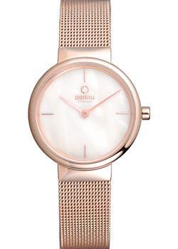 fashion наручные  женские часы Obaku V153LXVWMV. Коллекция Mesh
