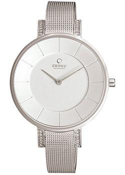 fashion наручные  женские часы Obaku V158LECIMC. Коллекция Mesh