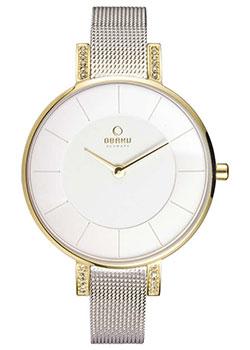 fashion наручные  женские часы Obaku V158LEGIMC. Коллекция Mesh