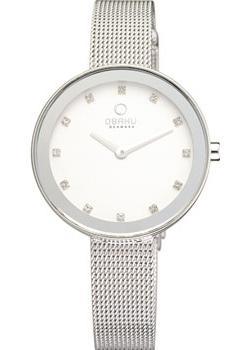 fashion наручные  женские часы Obaku V161LXCIMC. Коллекция Mesh