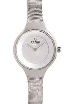 fashion наручные  женские часы Obaku V166LXCIMC. Коллекция Mesh